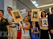 Le 73e anniversaire de la victoire sur le fascisme célébré à Ho Chi Minh-Ville