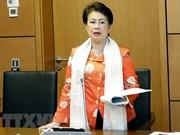 Révocation de la secrétaire adjointe du Comité du Parti de Dong Nai Phan Thi My Thanh