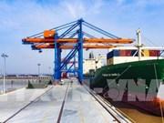 Mise en service du port en eau profonde de Nam Dinh Vu à Hai Phong