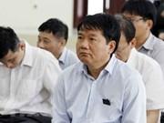 Affaires du PVC : peine inchangée pour Dinh La Thang