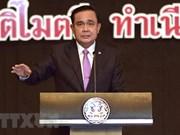 Thaïlande : les élections générales ne seront pas organisées avant 2019