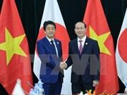 Le président vietnamien au Japon pour resserrer le partenariat stratégique élargi