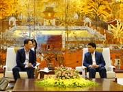 Hanoï souhaite accélérer la mise en œuvre des projets sud-coréens