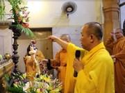 La diaspora vietnamienne en Inde fête l'anniversaire de Bouddha