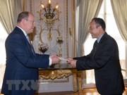 Le Vietnam et Monaco promeuvent leur coopération