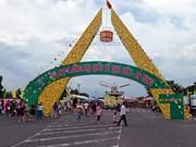 Ouverture de la foire commerciale internationale de Tinh Bien-An Giang