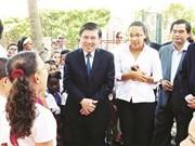 Cuba veut coopérer avec Ho Chi Minh-Ville dans le développement du tourisme