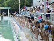 Une organisation australienne aide Vinh Long dans sa lutte contre la noyade enfantine