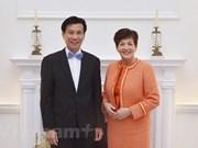 La Nouvelle-Zélande accueille le nouvel ambassadeur du Vietnam