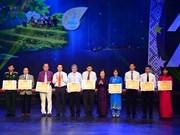 Le Fonds de bourses Vu A Dinh illumine les rêves
