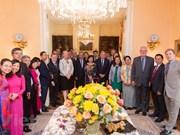 Les Etats-Unis disent au revoir à l'ambassadeur du Vietnam Pham Quang Vinh
