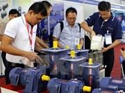 Des entreprises vietnamiennes participent à une exposition industrielle au Japon