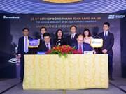 UnionPay International coopère avec VNPAYS pout le paiement par code QR