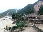 Crues : de lourds dégâts dans les provinces montagneuses du Nord