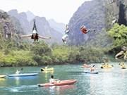Quang Binh travaille pour stimuler le développement du tourisme