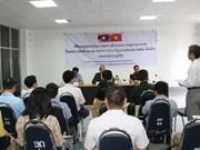Bientôt la foire commerciale Vietnam-Laos 2018