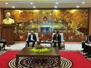 Le C40 s'engage à aider Hanoi à lutter contre le changement climatique