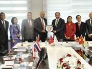 Les pays de l'ASEAN cherchent à renforcer les liens commerciaux avec la Turquie