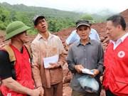 Crues: Aides pour les régions montagneuses du Nord