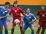Championnat de football féminin d'Asie du Sud-Est : le Vietnam disputera  la 3e place
