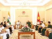 Les marines vietnamienne et indienne renforcent leur coopération