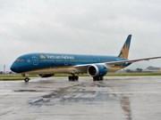 Vietnam Airlines rajuste ses vols entre le Vietnam et le Japon en raison du typhon Shanshan