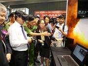 Ouverture de l'exposition Fire Safety & Rescue Vietnam - Secutech Vietnam 2018