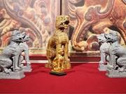 """Exposition sur le """"Nghê"""" vietnamien à Da Nang"""