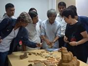 Da Nang : de nombreux objets de valeur découvert au site Cham Phong Le