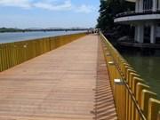 La ville de Hue inaugurera une rue piétonne le long de la rivière Huong en septembre