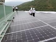 Séminaire sur le développement agricole impliquant les énergies renouvelables