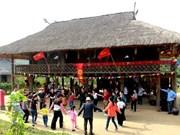 Activités en l'honneur de la Fête nationale au Village culturel et touristique des ethnies