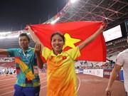 ASIAD : l'athlétisme et le football masculin apportent de bonnes nouvelles au Vietnam