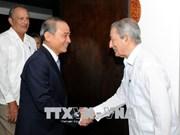 Une délégation de Da Nang en visite de travail à Cuba