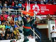 ASIAD 2018 : le Vietnam remplit son objectif fixé au 11e jour de compétition