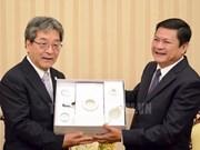 Environnement : Ho Chi Minh-Ville renforcent la coopération avec Osaka (Japon)