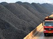 Le Japon, 1er marché à l'export du charbon vietnamien