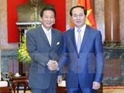 Prolongation du mandat de l'ambassadeur spécial Vietnam-Japon