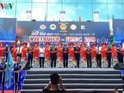Ouverture de l'exhibition internationale Vietbuilt Hanoi 2018 pour la 2e phase cette année