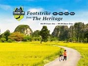 Plus de 800 coureurs au marathon de Trang An 2018