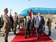 Visite officielle du leader du PCV Nguyen Phu Trong en Hongrie