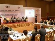 Sommet d'affaires Etats-Unis – Vietnam 2018