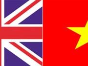 Félicitations pour le 45ème anniversaire des relations diplomatiques Vietnam-Royaume-Uni