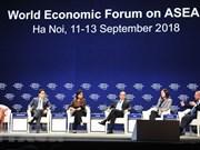 WEF ASEAN 2018 : la coopération est la force de l'Asie