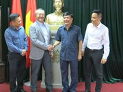 Coopération renforcée entre la CGTV et la Confédération syndicale internationale