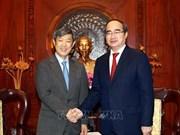 Ho Chi Minh-Ville intensifie sa coopération avec la JICA