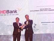 HDBank élue l'une des entreprises offrant les meilleures conditions de travail en Asie
