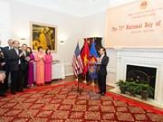 Les Etats-Unis s'engagent à intensifier les relations avec le Vietnam