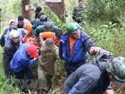 Lam Dong : un touriste sud-coréen mort lors d'une ascension de la cascade