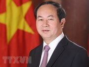 Décès du président Tran Dai Quang: Arrêt des activités de distraction durant le deuil national